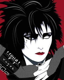 Agent X - Siouxsie