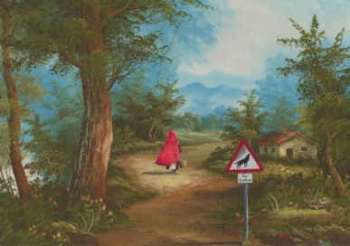 Lucy Bryant - Little Red Riding Hood