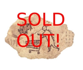 Banksy - Peckham Rock SOLD OUT