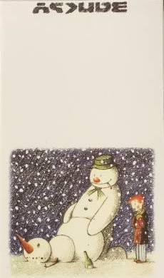 Banksy - Rude Snowman 2