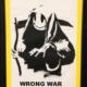 Banksy - Wrong War 1