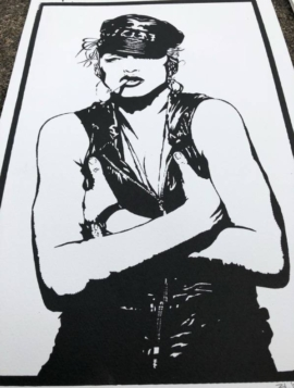 Bubba2000 - Madonna Signed 3