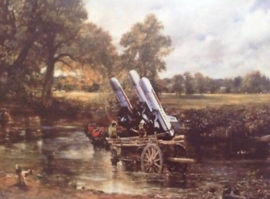 Haywain IWM Colour Front