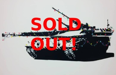 S.A.S_ART - Xmas Lighting Sold Out