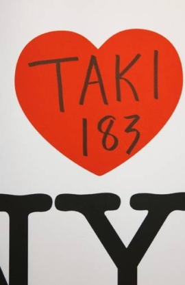 Taki 183 - I Love NYC 2