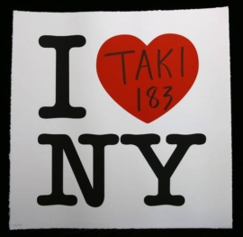 Taki 183 - I Love NYC 1