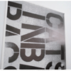 Christopher Wool - Cats In Bags 3