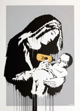 Banksy - Toxic Mary