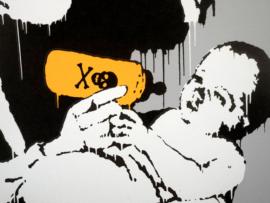Banksy - Toxic Mary 2