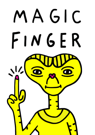 Roy Draws - Magic Finger