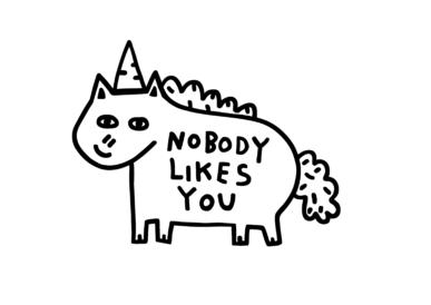 Roy Draws - Nobody Likes you