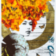 Gareth Tristan Evans - Crush Flutter Gold Leaf