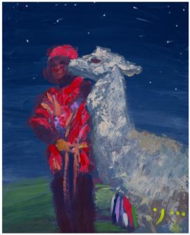 Maria Iriarte - Boy From Cuzco