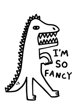 Roy Draws - Im so fancy