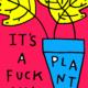 Roy Draws - Plant