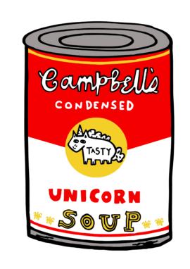 Roy Draws - Unicorn soup