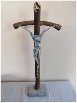 Maria Iriarte - The Cross 1