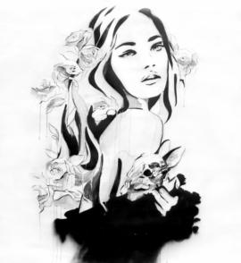 Hannah A - Rose