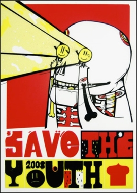 Sickboy - Save The Youth