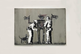 Banksy - Beyond The Streets 1