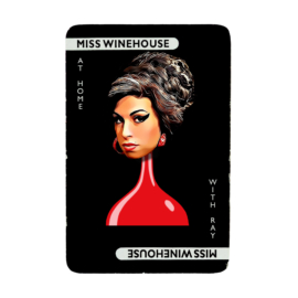 Cluedo - Miss Winehouse