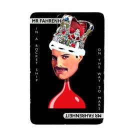 Cluedo - Mr Fahrenheit