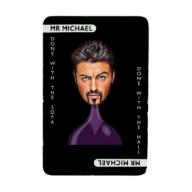 Cluedo - Mr Michael