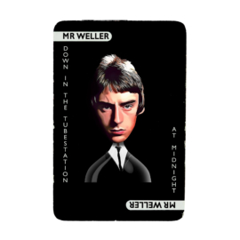 Cluedo - Mr Weller