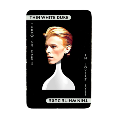 Cluedo - Thin White Duke