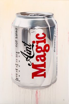 Antony Haylock - Diet Coke