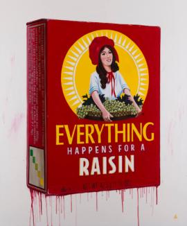 Antony Haylock - Everything Happen for a Raisin