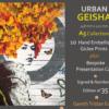 Urban Geisha A5 Collection Cities - Gareth Tristan Evans 7