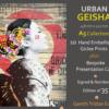 Urban Geisha A5 Collection Cities - Gareth Tristan Evans 6