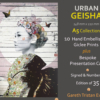 Urban Geisha A5 Collection Cities - Gareth Tristan Evans 5