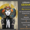 Urban Geisha A5 Collection Cities - Gareth Tristan Evans 4
