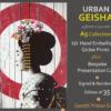 Urban Geisha A5 Collection Cities - Gareth Tristan Evans 3