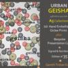 Urban Geisha A5 Collection Cities - Gareth Tristan Evans 2