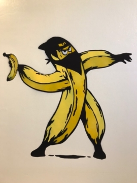 Tee Wat - The Banana Thrower