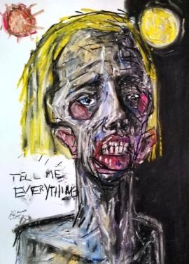 Painful dichotomies - Reece Swanepoel