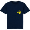 Clown Tee Daily Yellow 1