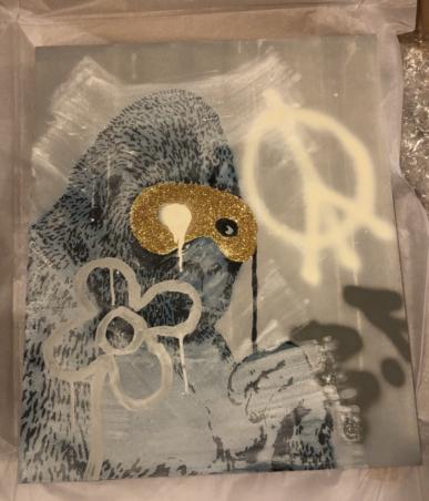 Ted Patrick - Glitter Gorilla