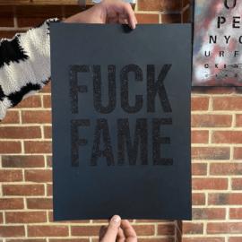Alex Bucklee - Fuck Fame (Diamond Dust))
