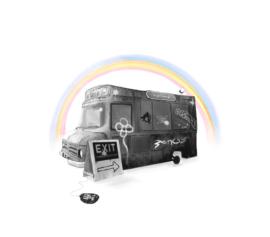 Ted Patrick - Dismaland Van (2)