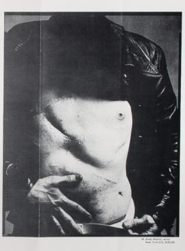 Warhol MTSU Gallery Poster 1