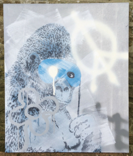 Ted Patrick - Blue Gorilla 3