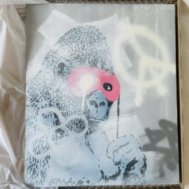 Ted Patrick - Pink Gorilla a