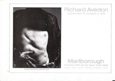 Warhol Marlborough Advert