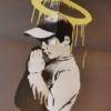 Banksy - Don't Panic 5