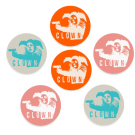 CLOWN STICKERS (1)