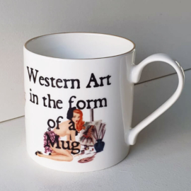 Grayson Perry - Sainsbury mug1